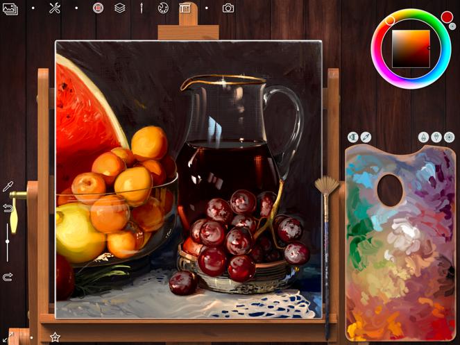 Realistic Paint Studio(2)