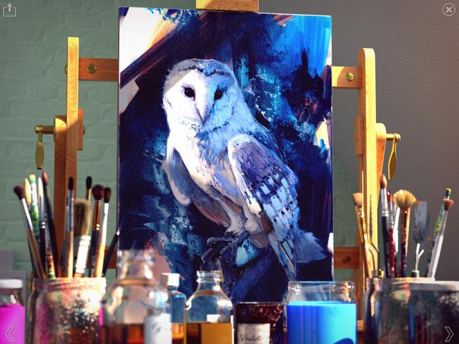 Realistic Paint Studio(5)