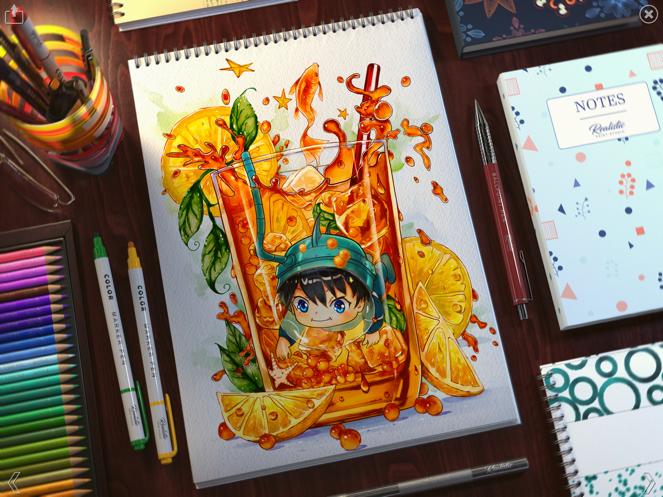 Realistic Paint Studio(8)