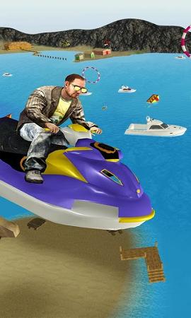 摩托車快艇(3)