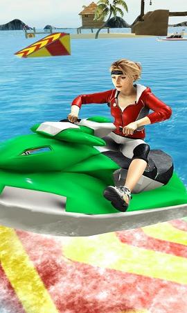 摩托車快艇(2)