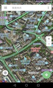 北斗卫星地图(1)