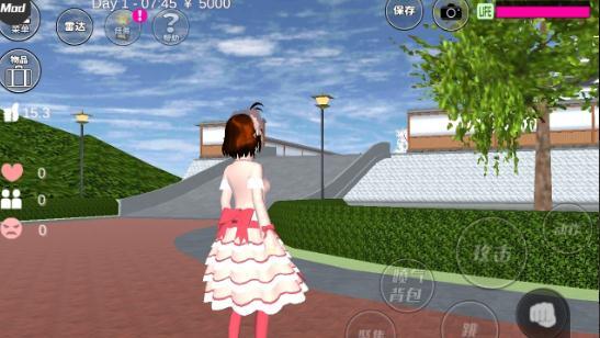 樱花校园模拟器十八汉化版(3)