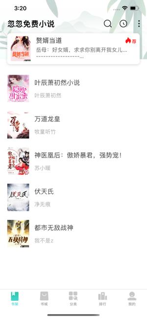 忽忽小说(5)