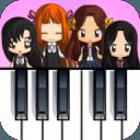 blackpink钢琴块