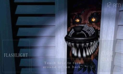 玩具熊五夜后宫4自由移动版(4)