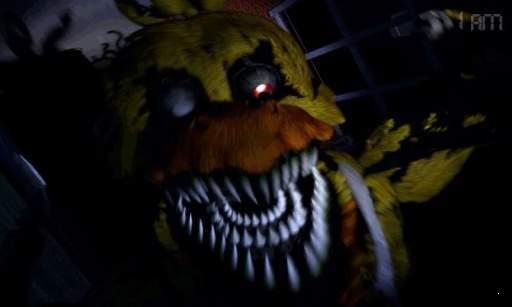 玩具熊五夜后宫4自由移动版(3)