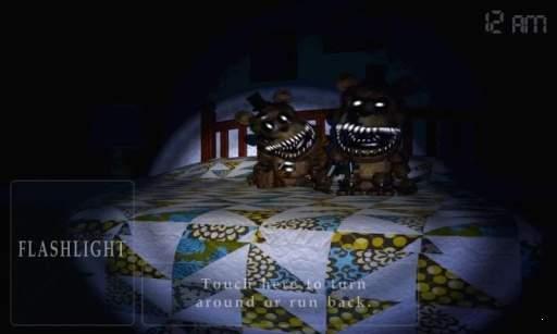 玩具熊五夜后宫4自由移动版(2)