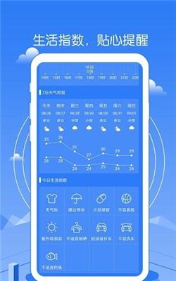 精准天气(1)