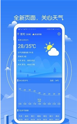 精准天气(3)