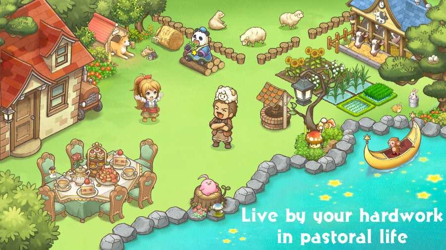 欢迎来到绵羊村(3)