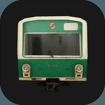 hmmsim2广州地铁二号线