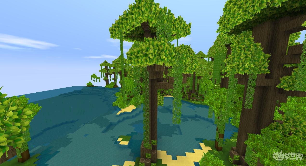 迷你世界雨林版本(4)