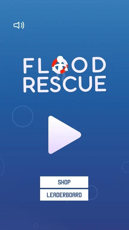 洪水救援(4)
