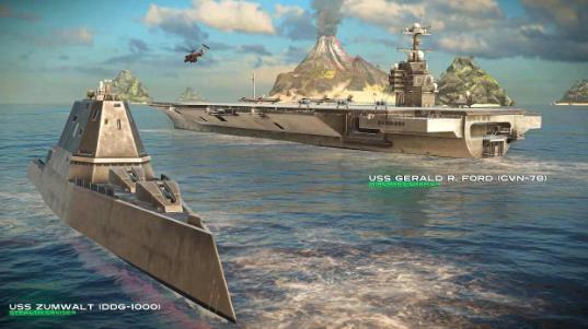 现代战舰完整版(4)