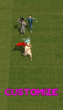 疯狂的裸奔足球(1)