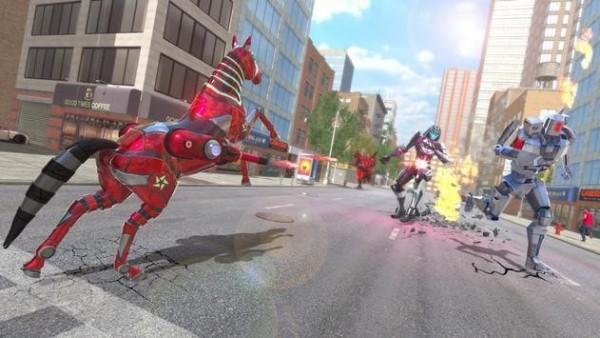 马机器人(3)