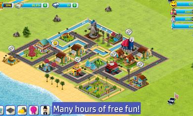 乡村城市模拟2(1)