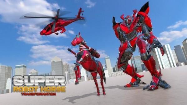 马机器人(2)