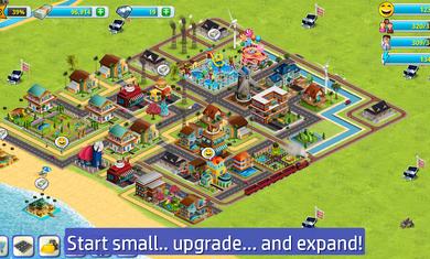 乡村城市模拟2(2)