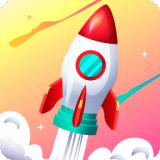 合成大火箭红包版