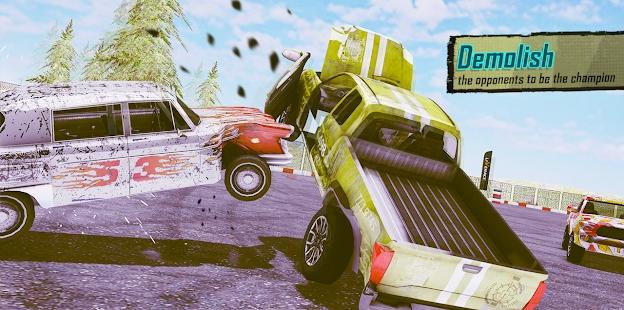 破坏德比汽车2021(3)