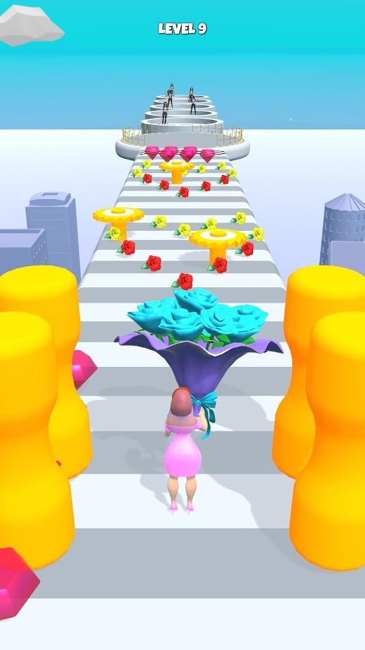 婚礼冲刺3D(2)