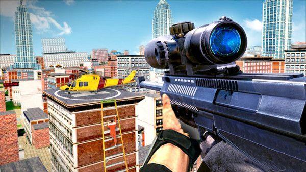 完美的狙击手(4)