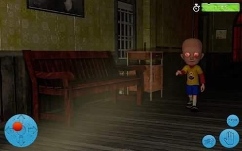 黑暗房子里的婴儿(2)