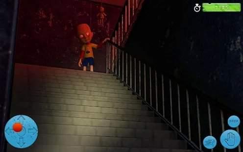 黑暗房子里的婴儿(1)