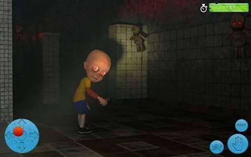 黑暗房子里的婴儿(3)